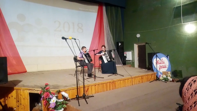 29.03.2018.Румба в танце.Г.Фаритовна и Д.Шараев
