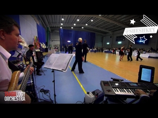 Tangology Orchestra - You Never Can Tell (Chuck Berry) live 28.04.18 AMBER KONIGSВERG OPEN DANCE FESTIVAL