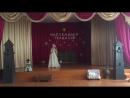 Накаева Мадина на кустовом фестивале Наследники традиций Ачхой Мартановского и Сунженского районов