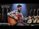 Gibson 2018 Hummingbird Vintage Acoustic Guitar