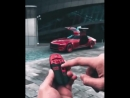 Концептуальный ключ от Mercedes-Benz Maybach 6