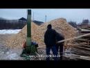 Щеподробилка ЩДС 6 измельчитель древесины дробилка горбыля
