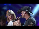 Taylor Swift &amp Tim McGraw &amp Keith Urban - Highway Dont Care (Live at CMA Music Fest Countrys Night to Rock 2013)