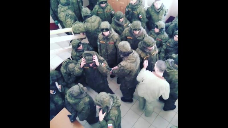 Каличи в армии