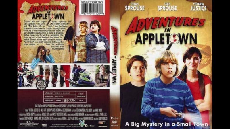 Приключения в Эплтауне / Adventures In Appletown / Kings of Appletown (2008) Впервые в России