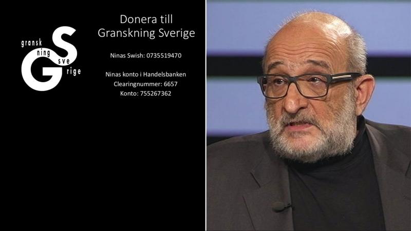 Jerzy Sarneckis nya svar - Vet ej