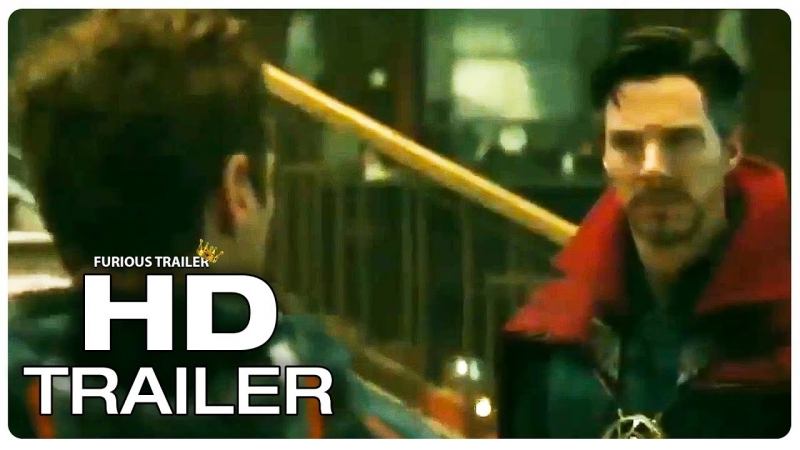 AVENGERS INFINITY WAR Movie Clip Doctor Strange Slaps Iron Man (2018) Superhero Movie Trailer HD