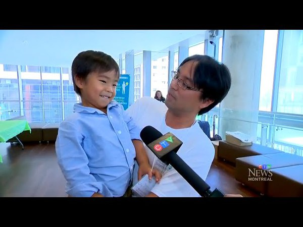 Polyglot interview on CTV: How to raise multilingual children in 5 languages