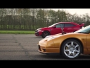 Honda Civic Type R vs Old NSX – DRAG RACE, ROLLING RACE BRAKE TEST ¦ Head-to-Head