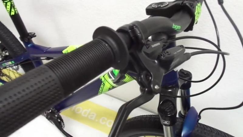 Bergamont 26 Kiez Flow - велосипед для отчаянных парней