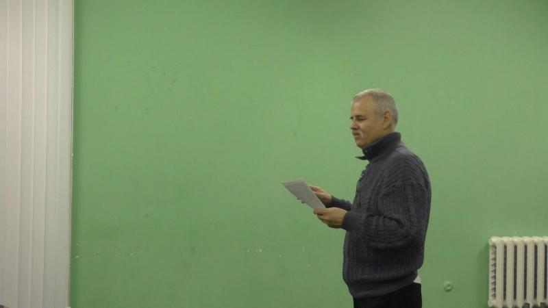 Алексей Шарлай.Стихи