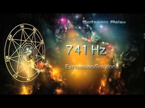 Solfeggio 741 Hz