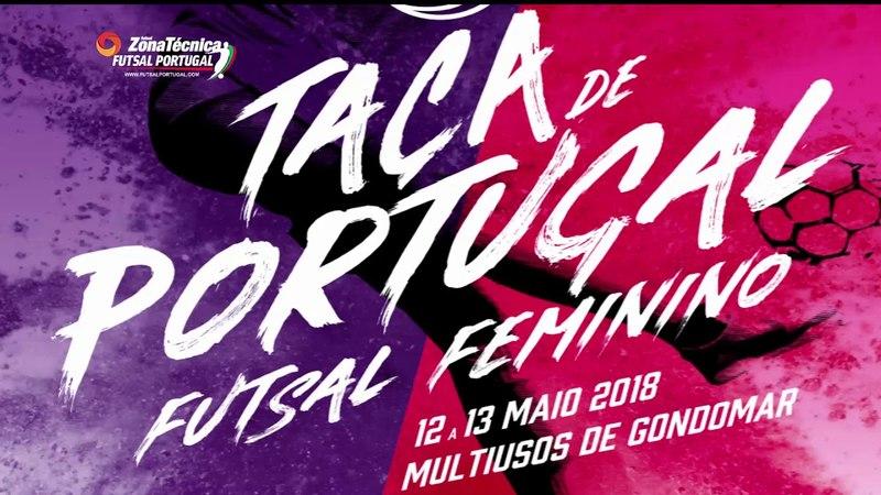 Os melhores golos da Final Four da Taça de Portugal Feminina 2017/2018