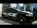 All-New Pursuit Rated 2018 Police Responder Fusion Hybrid Sedan