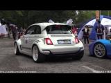 Giannini 350 GP — RWD Fiat 500