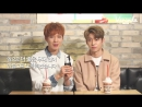 171013 @ Veranda Live Interview With MXM