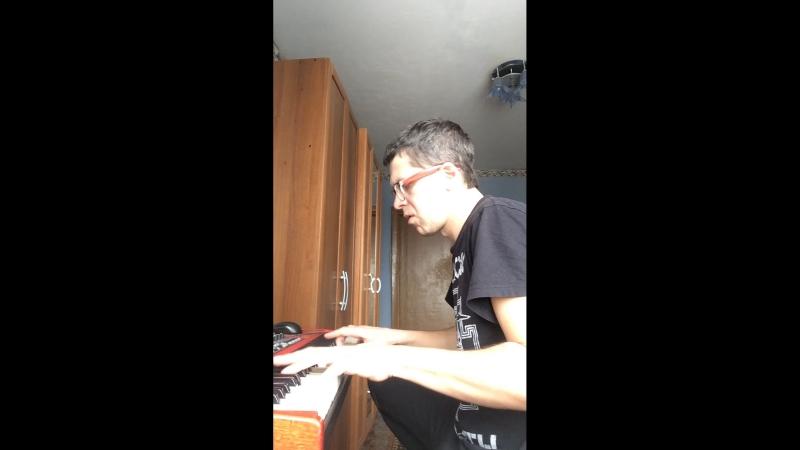 Jesus Christ Superstar overture keyboard cover