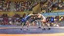 Алиевский 2018 полуфинал 86 кг Шапиев Мусалалиев