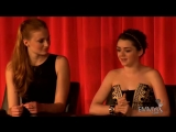 Sophie Turner & Maisie Williams | I like me better