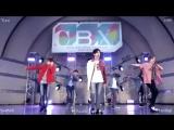 EXO CBX MAGIC DVD - Free Showcase Colorful BoX - Girl Problems