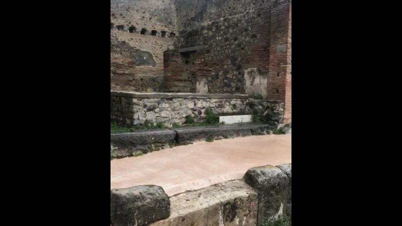🇮🇹 Италия Древние Помпеи
