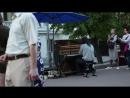 Уличный пианист в Киеве Кирило Костюковский