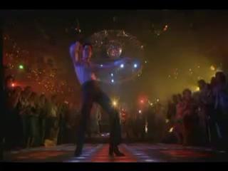 """Танец Джона Траволты из фильма """"Лихорадка субботнего вечера""""А в WoWe кто так танцует)))))))))))))))"""