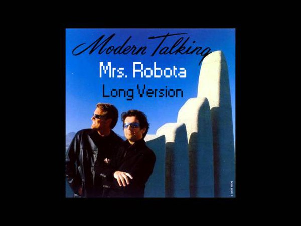 Modern Talking - Mrs.Robota Long Version