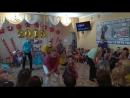 Танец пап стиляг и дочек
