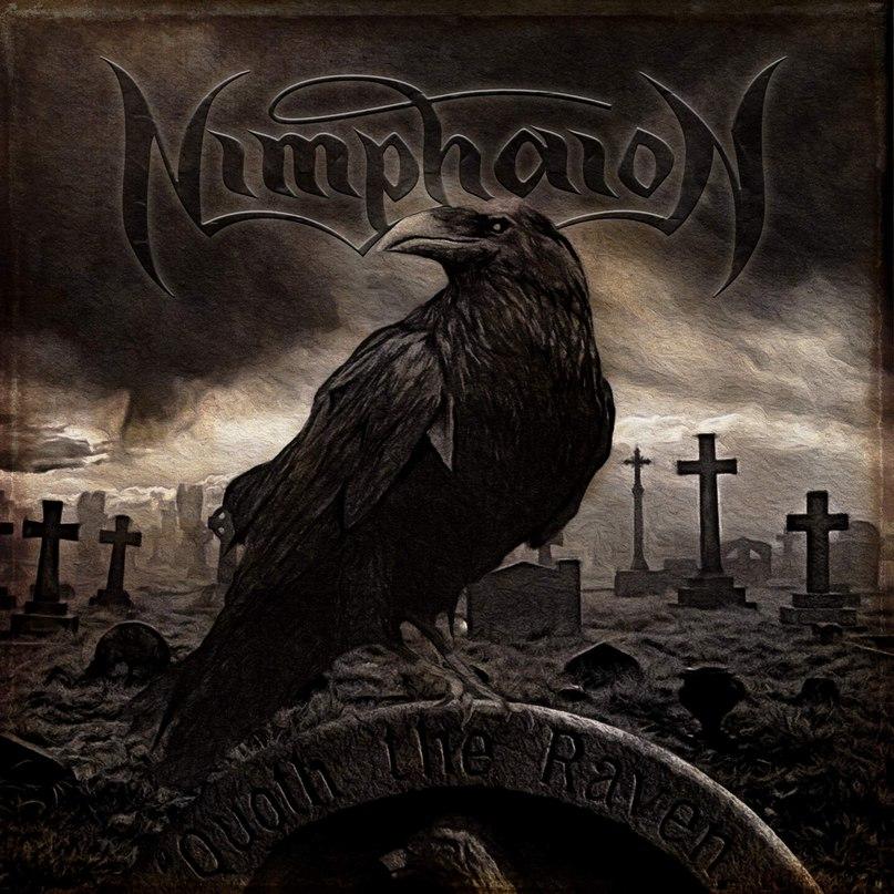 Подробности нового альбома NIMPHAION - Quoth the Raven (2018)