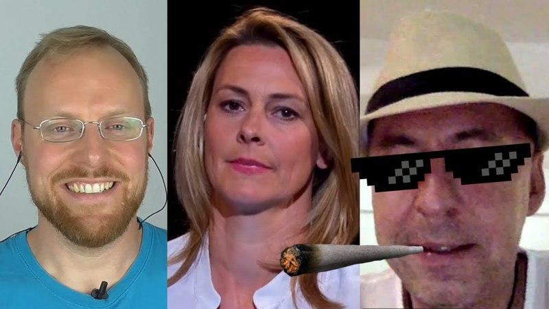 Schock Hagen Grell Oliver Janich Snowden und mehr gehören zum System ! Krank oder