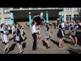 Танец 11классников на празднике -1 сентября -День знаний