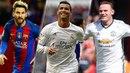 10 Самых Высокооплачиваемых Футболистов
