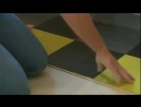Укладка мармолеума. Видео от компании FORBO.mp4