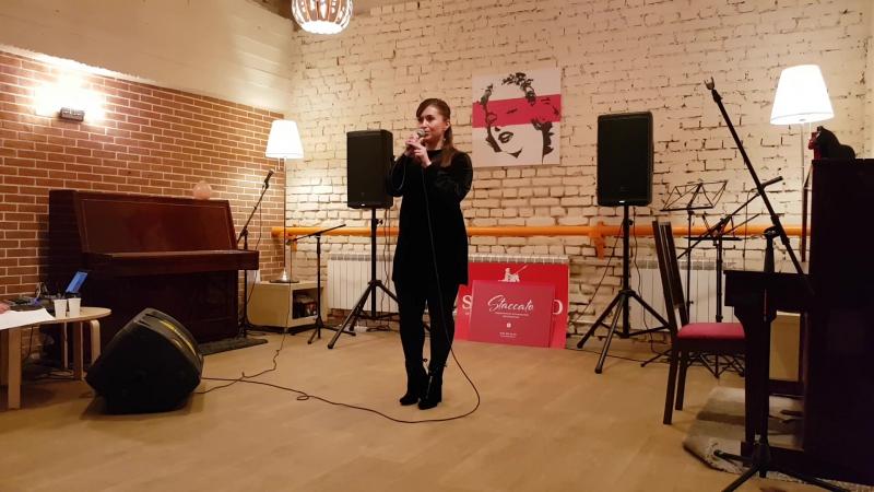 Кравченко Алина - Ты на свете есть