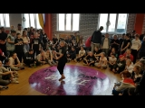 DeFunkyFunky battle. Hip-Hop begginers preselection. Dance Team Just Do It. As'ti