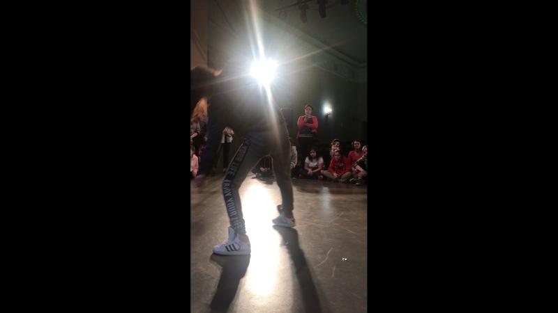 KIDZ прорыв 2018/ преселект/Dance OPERA/Dancer ВайНа (Вайценина Настя)