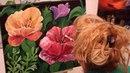 So malt Ihr schöne und einfache Blumen *