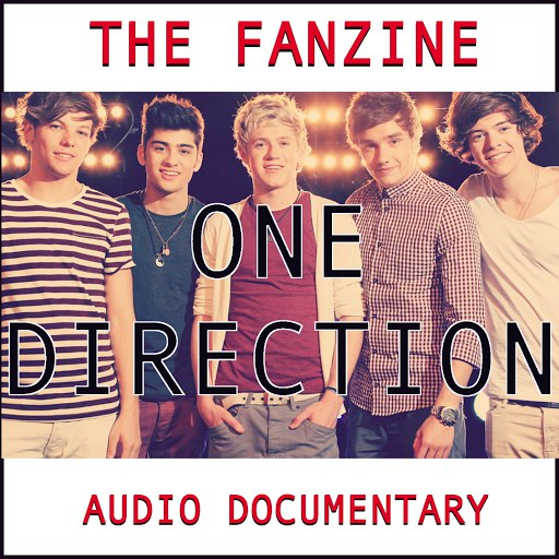One Direction альбом The Fanzine: One Direction