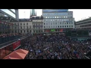 Stockholm Tribute to Avicii