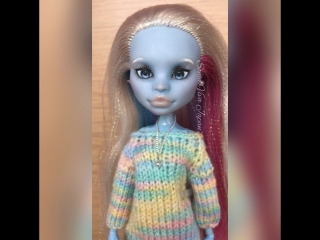 Monster High OOAK Abbey by Sonia Viva Japan^^