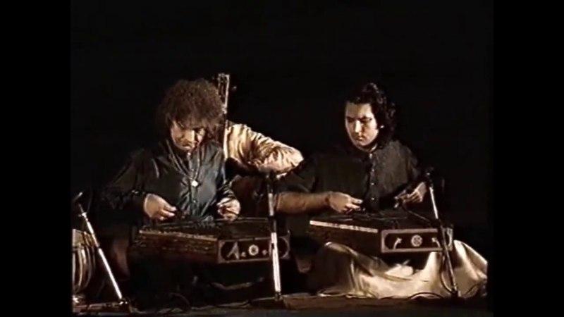 ShivKumar Sharma Rahul Sharma: Raga Kaunsi Kanada Full (Kashmir Sufiana Music)