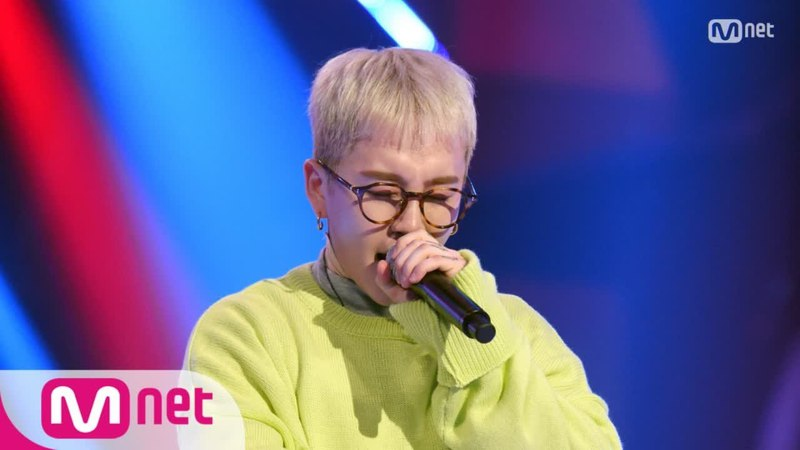 180504 Mnet The Call Ep 1, Block B Taeil - Good old days