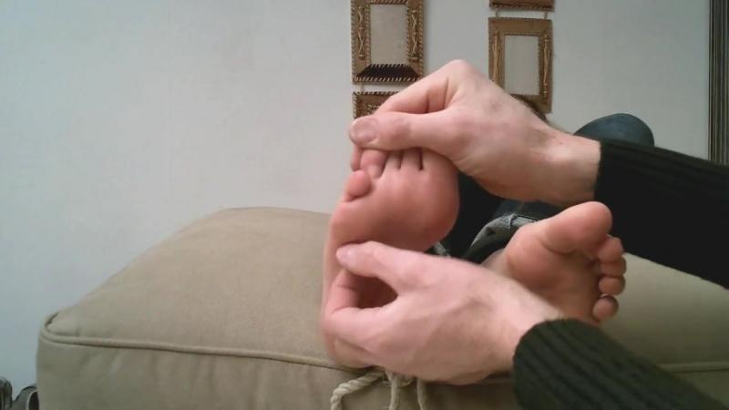 Marianas Feet Gets Tickled