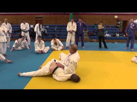 Judo Turnovers part 3 Steve Gawthorpe Series 2