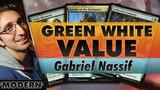 White-Green Value - Modern | Channel Nassif