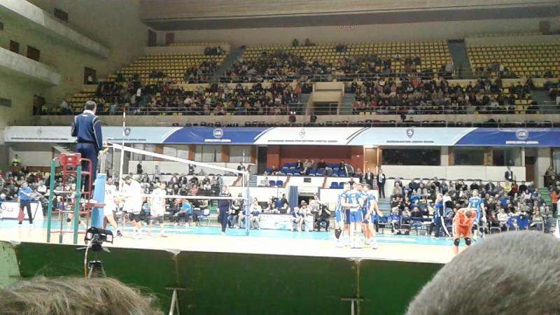 Волейбол Динамо М - Зенит 20171224