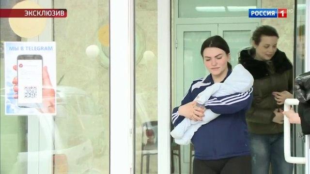 Андрей Малахов. Прямой эфир. Изгнанная невестка Марии Шукшиной рожает в прямом эфире