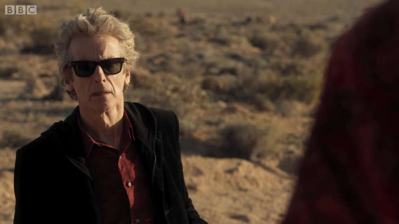 Ruling the world when asked - Doctor Who The Pyramid at the End of the World Preview - BBC One