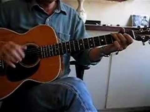 Kenny Sultan Plays Fishin' Blues
